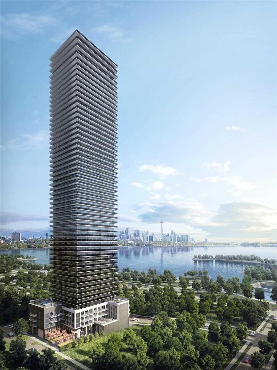 #1707 - 2167 Lake Shore Blvd W, Toronto W4459575