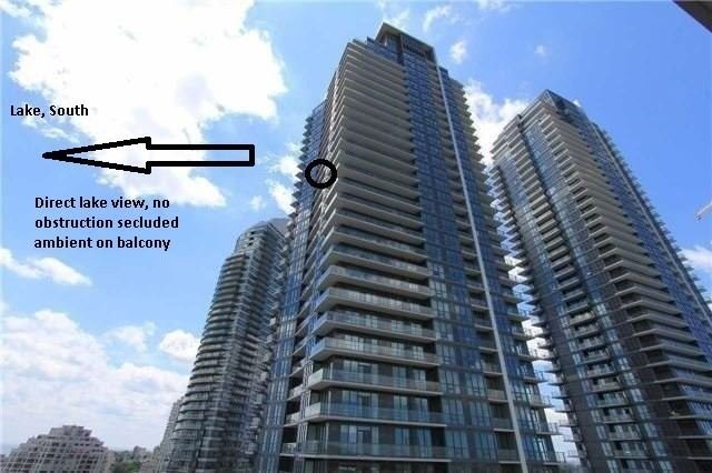 #4010 - 2200 Lake Shore Blvd W, Toronto W4468917