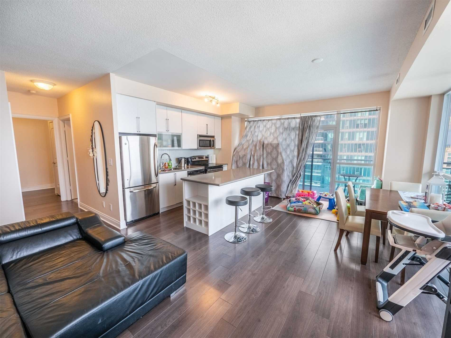 #1807 - 16 Brookers Lane, Toronto W4476082