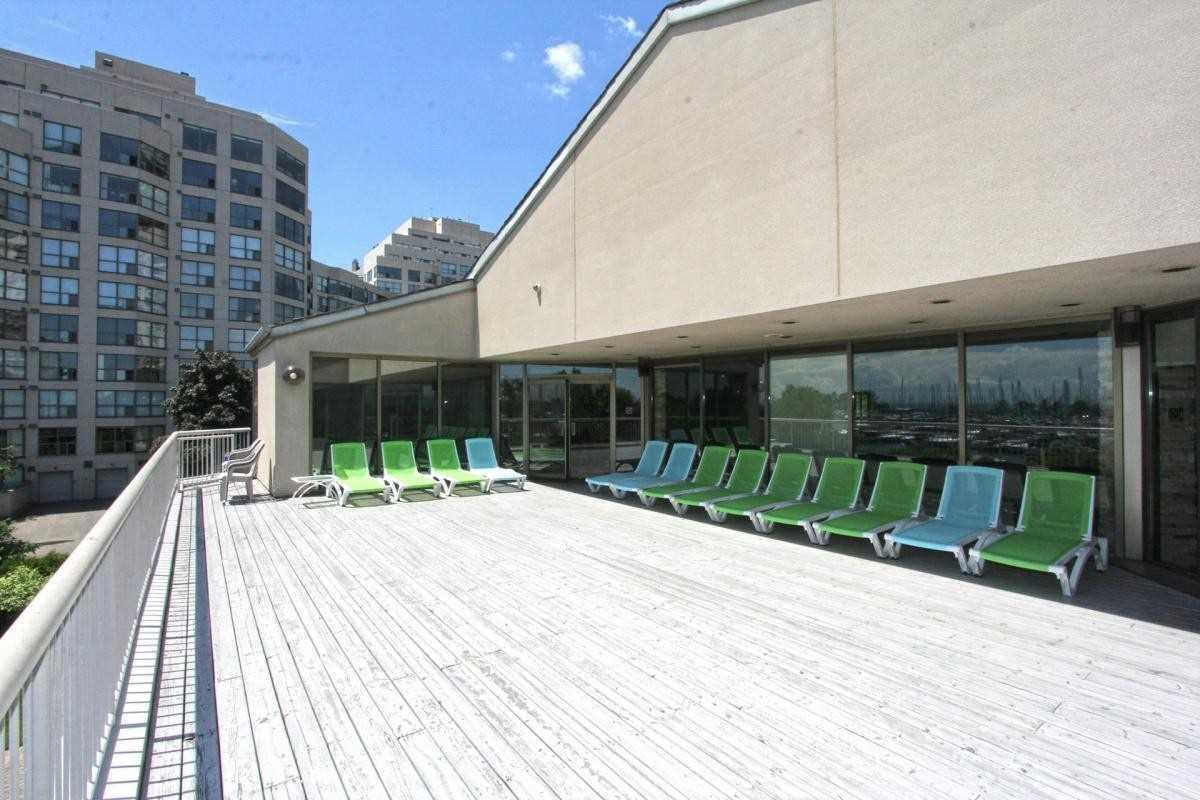 #106 - 2269 Lake Shore Blvd W, Toronto W4487568