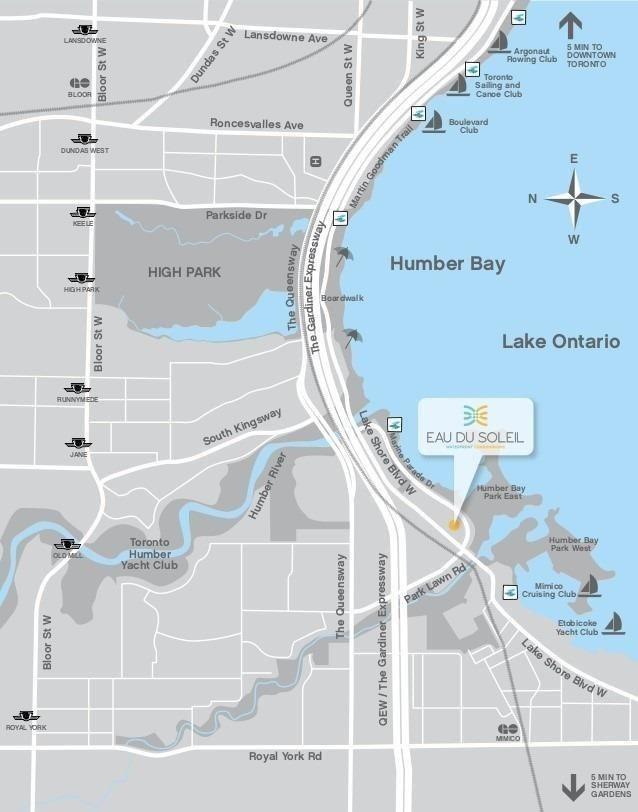 #802 - 20 Shore Breeze Dr, Toronto W4490957