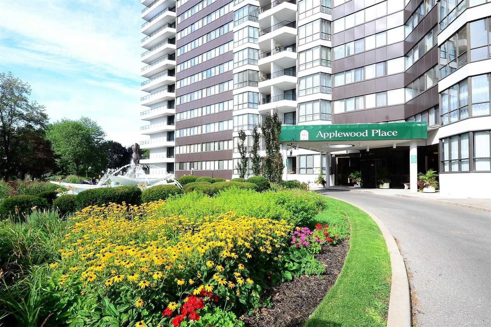 #2307 - 1333 Bloor St, Mississauga W4496335