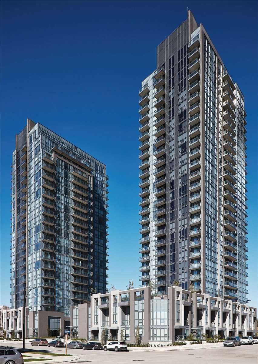 #2406 - 5025 Four Springs Ave, Mississauga W4504724