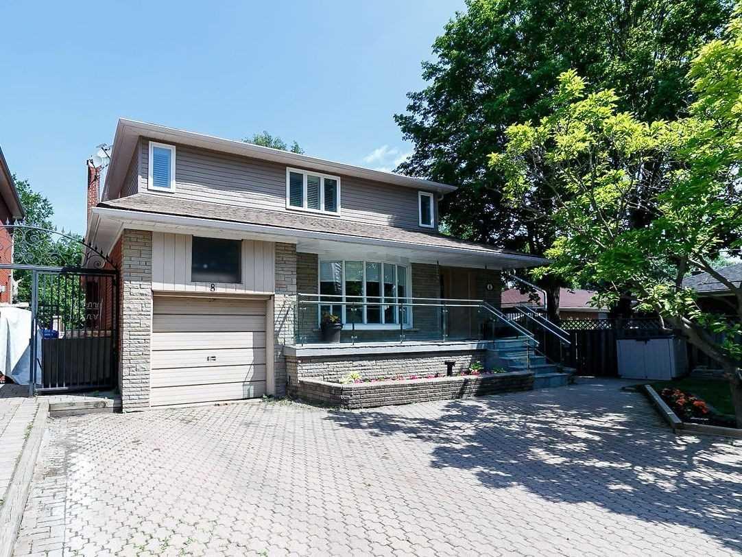 8 Stayner Ave, Toronto W4508326