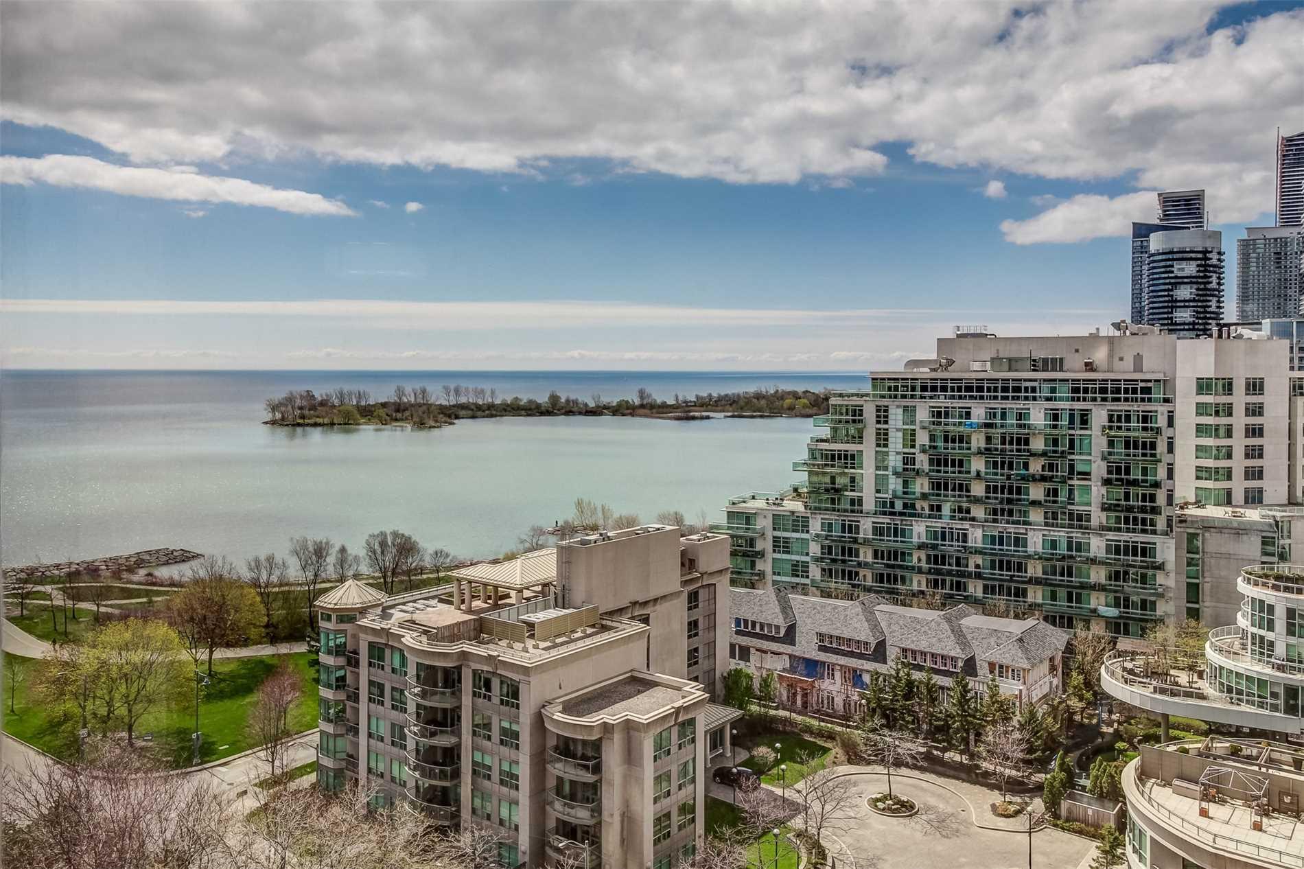 #1407 - 2045 Lake Shore Blvd W, Toronto W4519844
