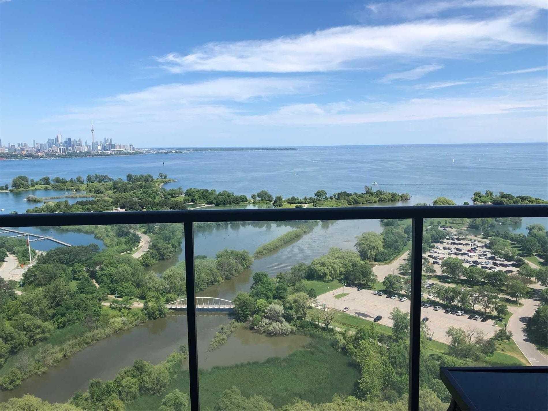 #2806 - 2240 Lake Shore Blvd W, Toronto W4524524