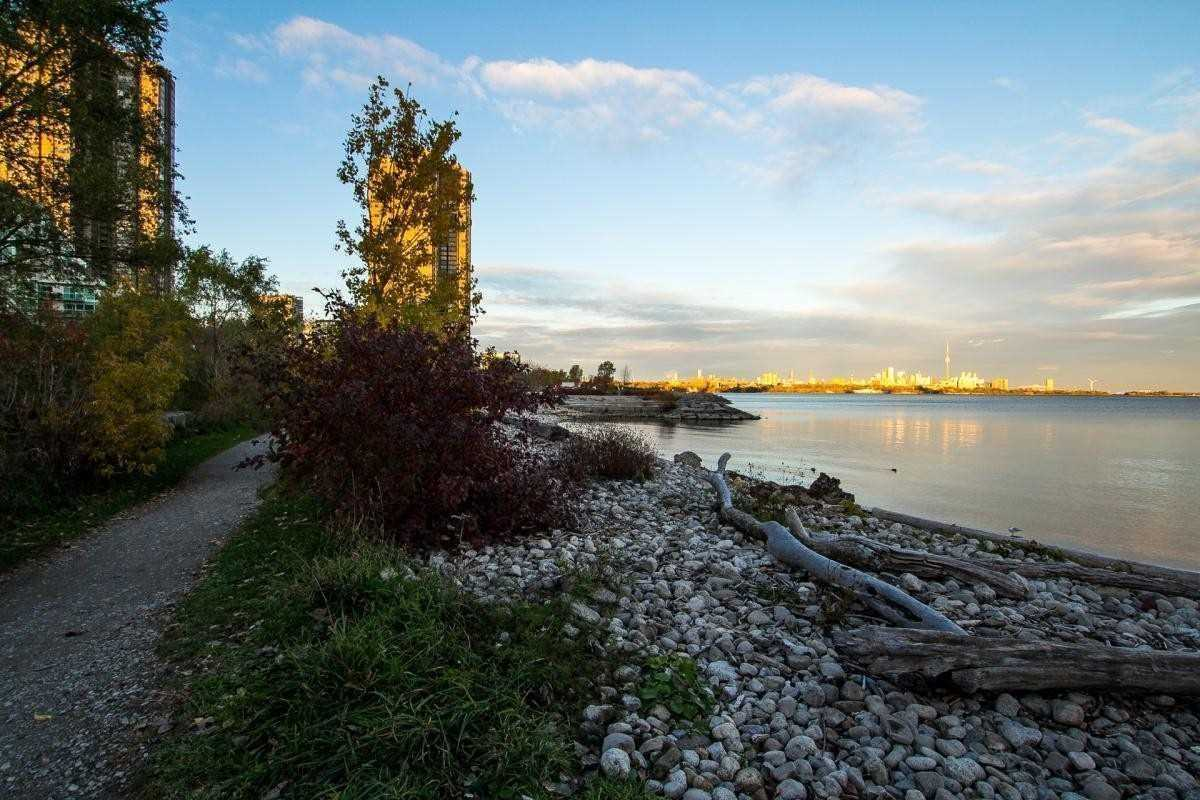 #1406 - 2121 Lake Shore Blvd, Toronto W4527887