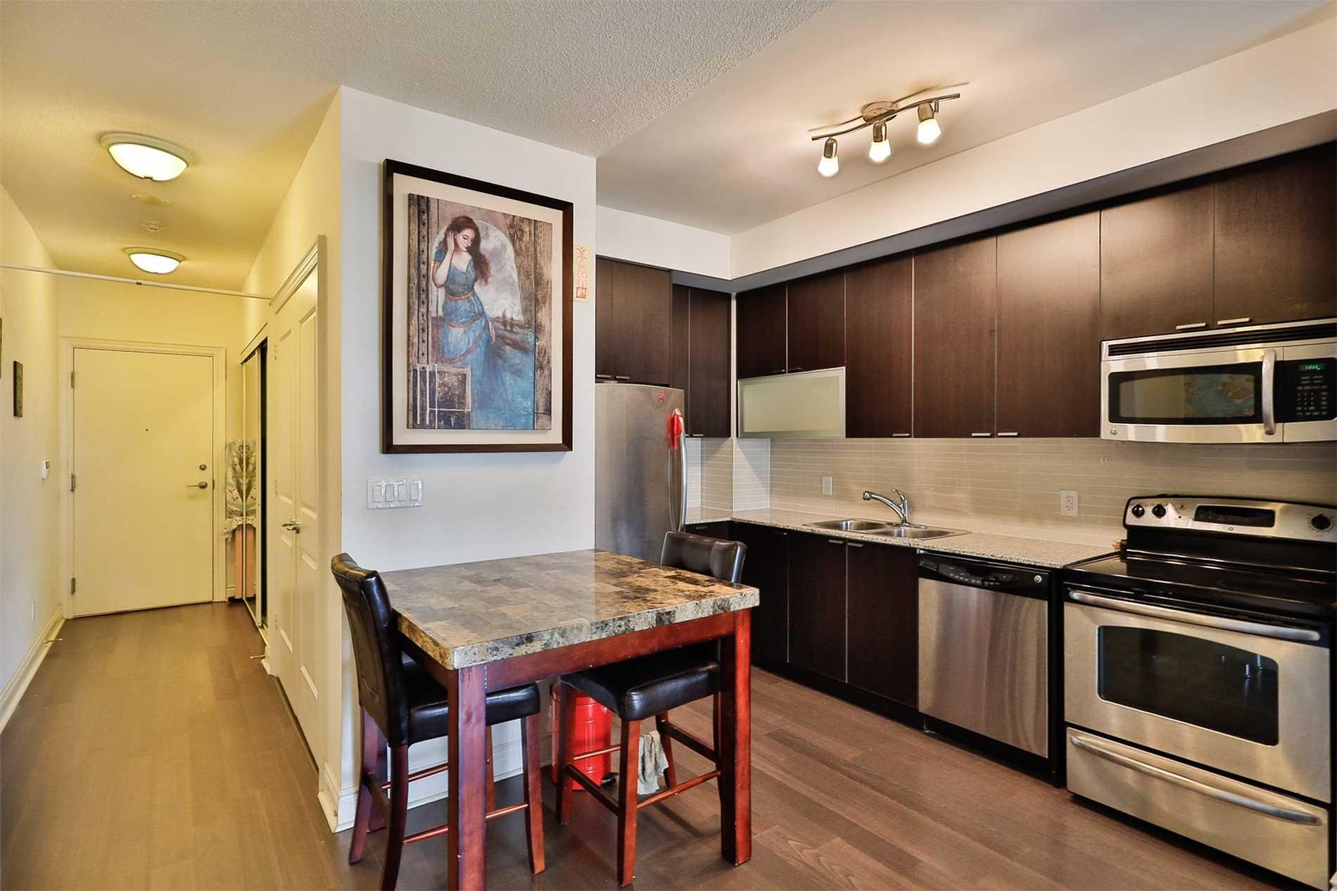 #707 - 16 Brookers Lane, Toronto W4528825