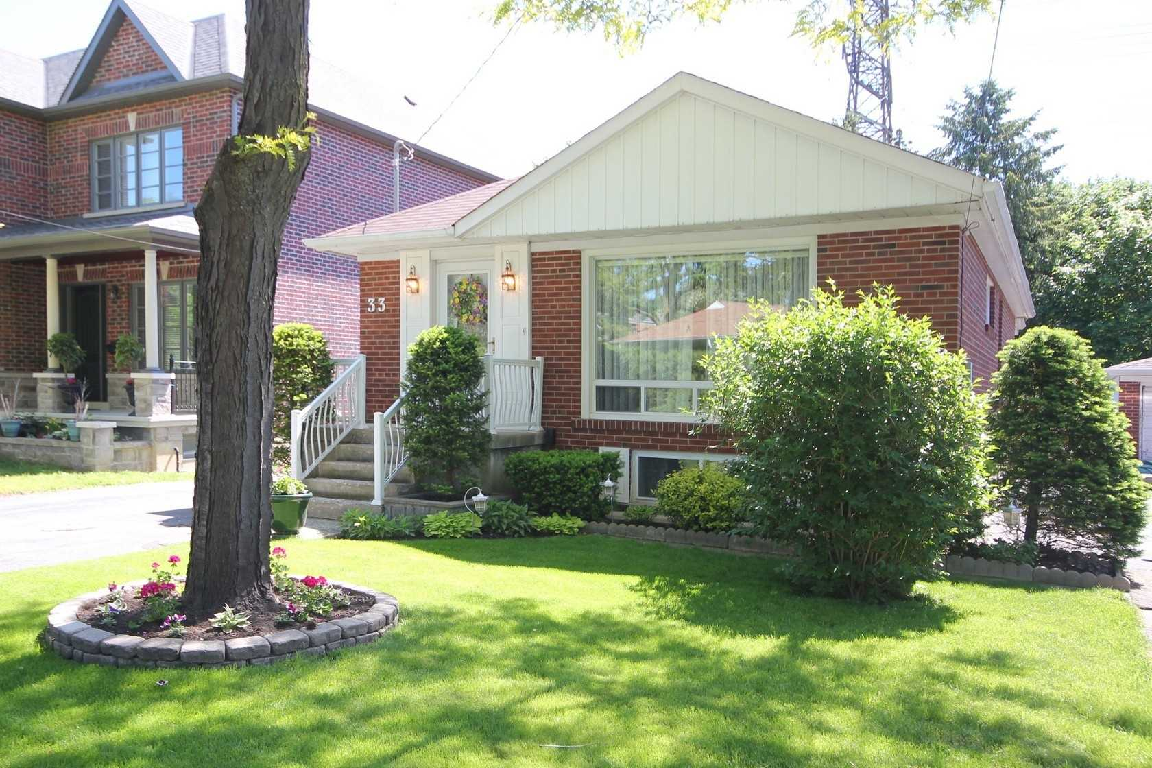 33 Cedarcrest Dr, Toronto W4534499