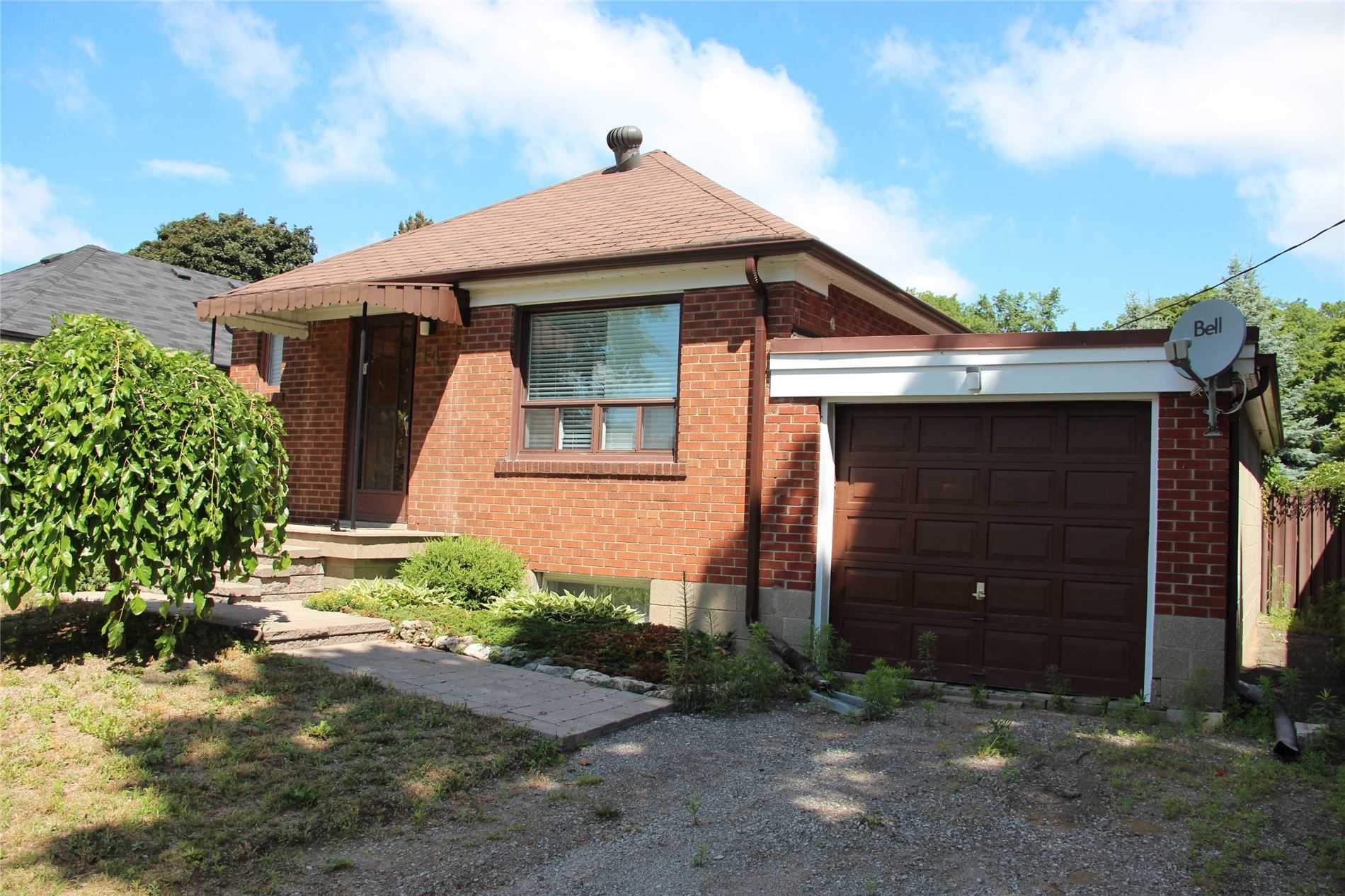 14 Edgecroft Rd, Toronto W4536554