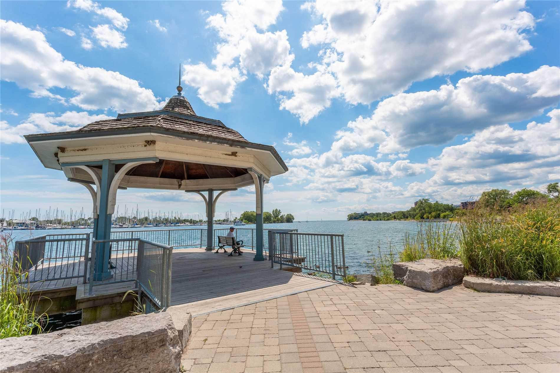 #807 - 2287 Lake Shore Blvd W, Toronto W4543985