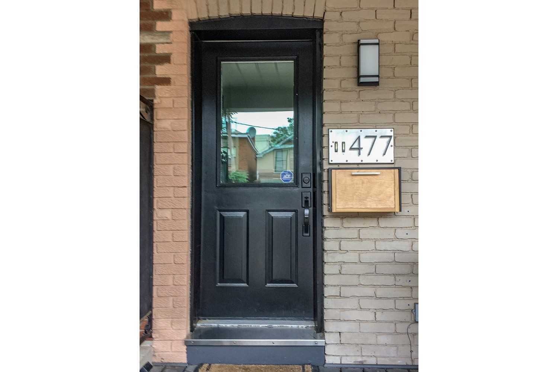 477 St. Clarens Ave, Toronto W4546448
