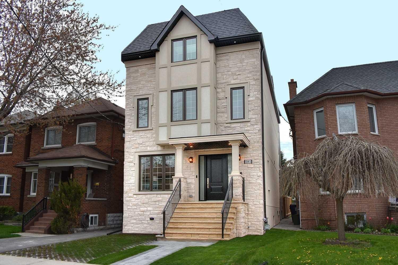 581 Willard Ave, Toronto W4548838