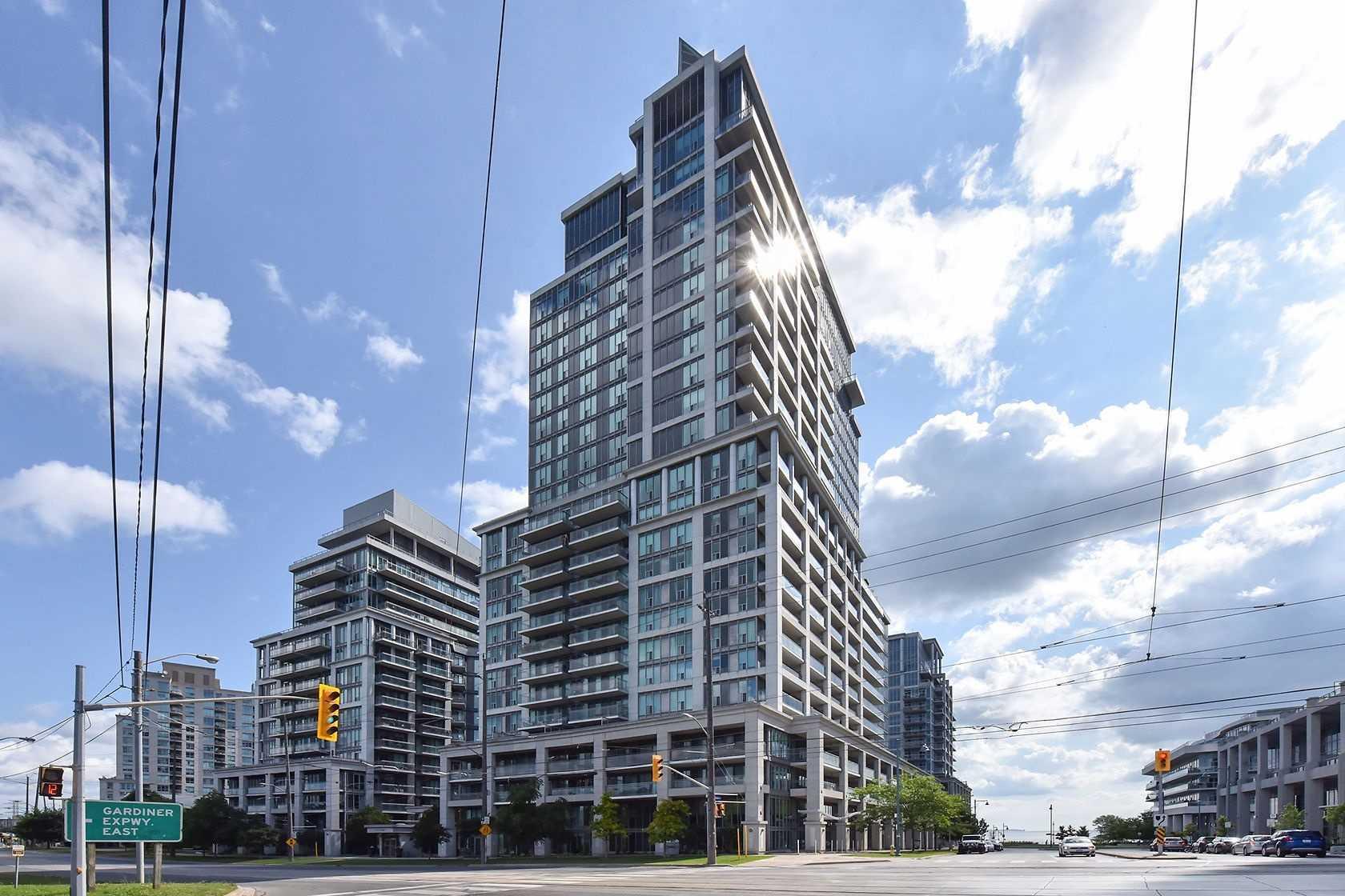 #2106 - 2121 Lake Shore Blvd W, Toronto W4551866
