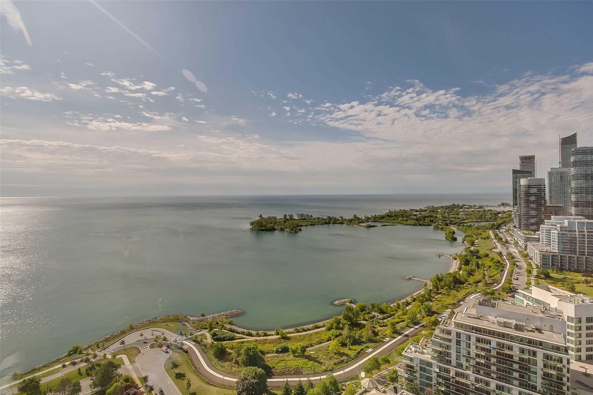 #3201 - 2045 Lake Shore Blvd, Toronto W4555642