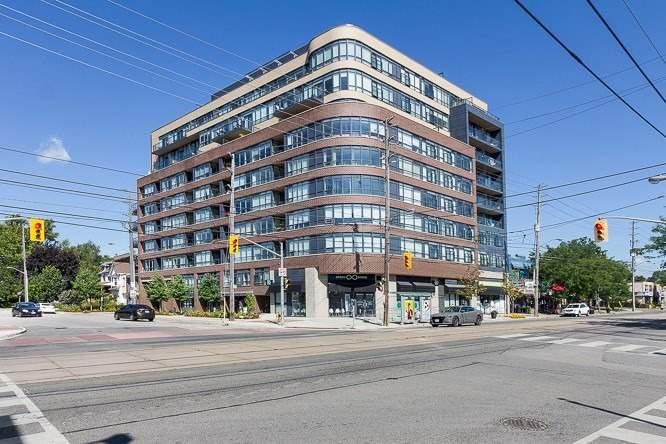 #211 - 11 Superior Ave, Toronto W4562477