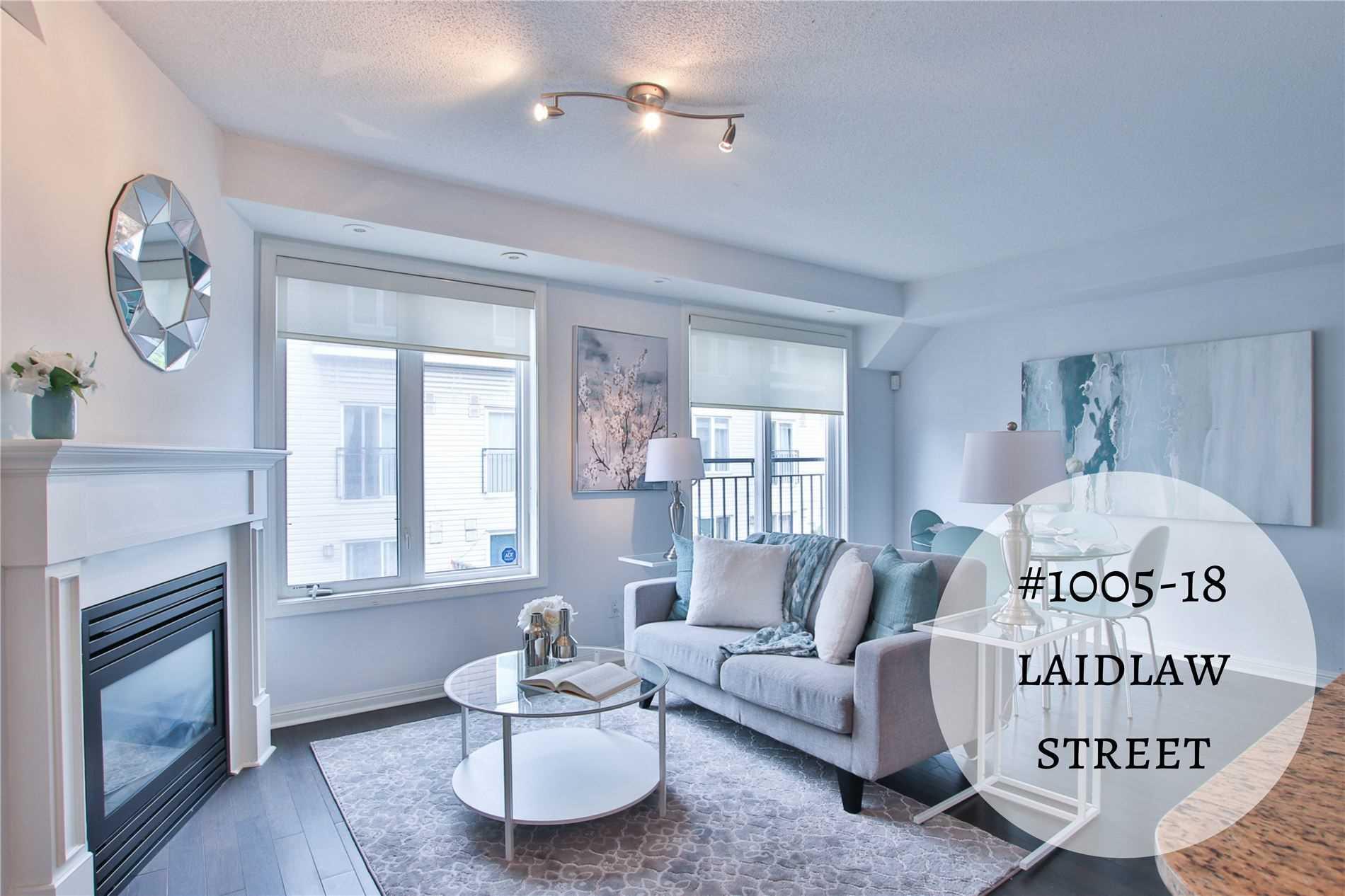 #1005 - 18 Laidlaw St, Toronto W4570511