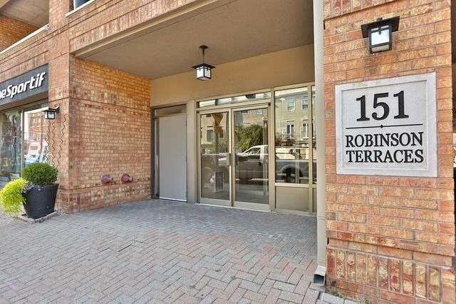 #406 - 151 Robinson St, Oakville W4570991