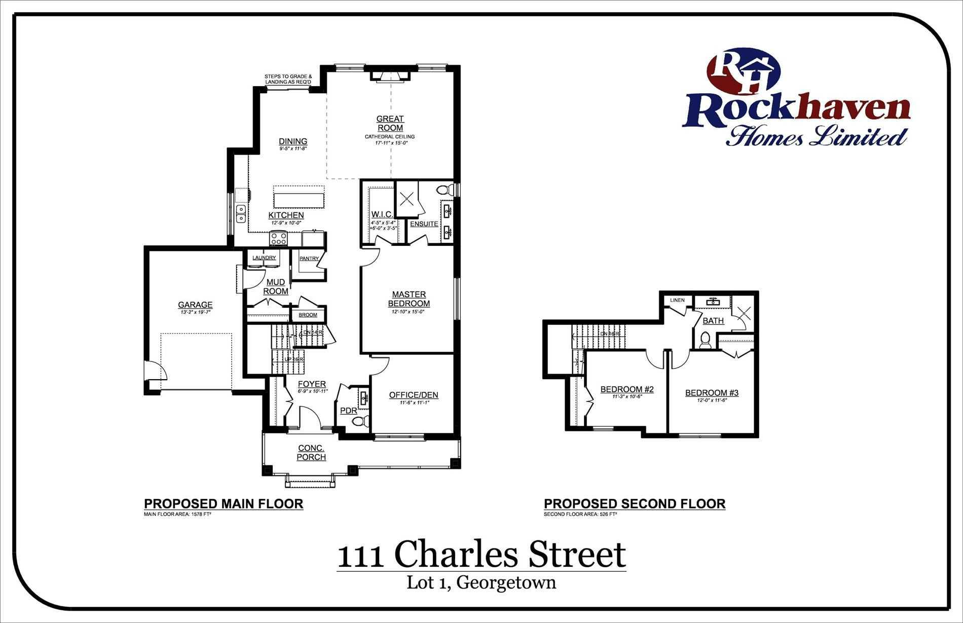 111 Charles Part 1 St, Halton Hills W4571316