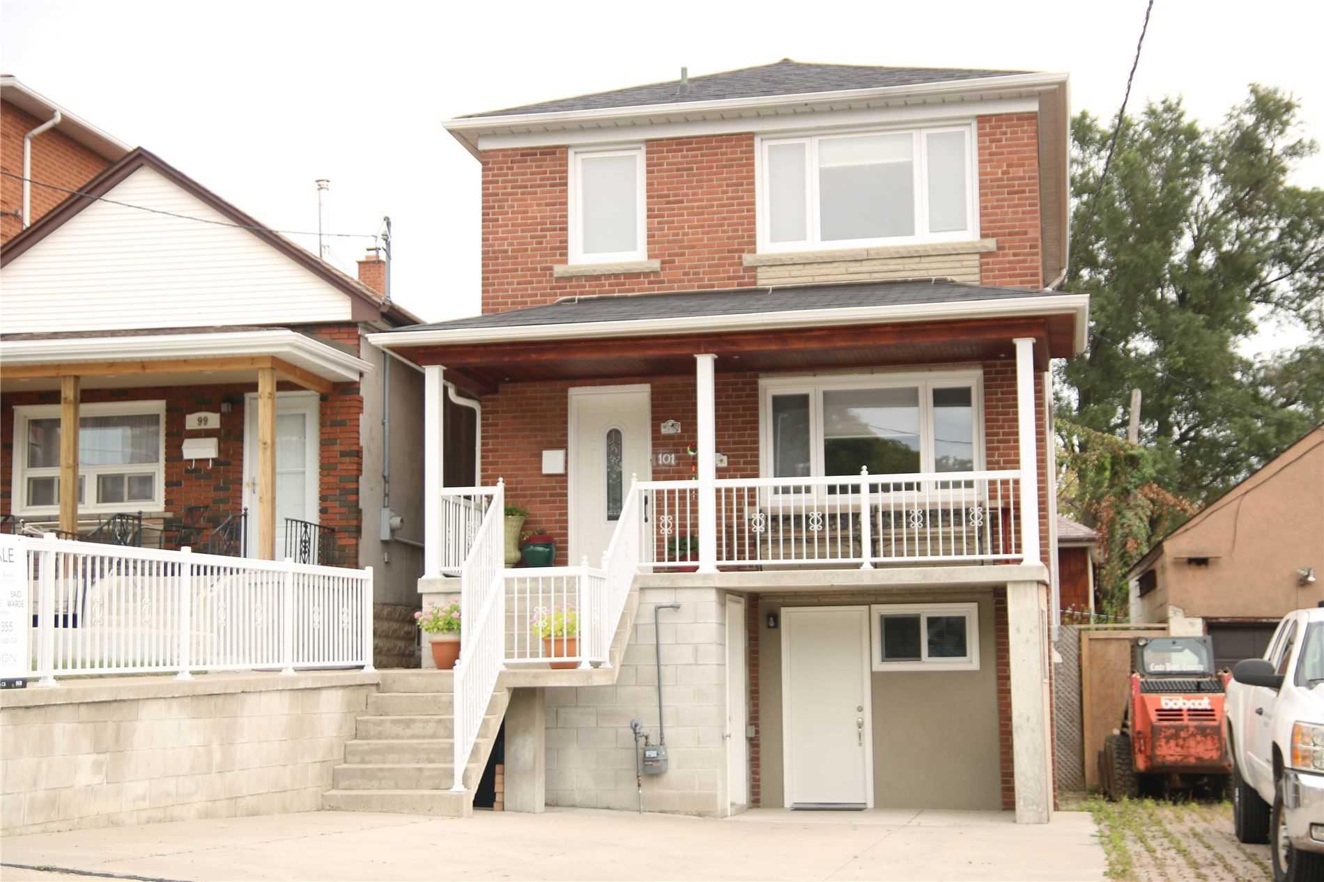 101 Cameron Ave, Toronto W4572783