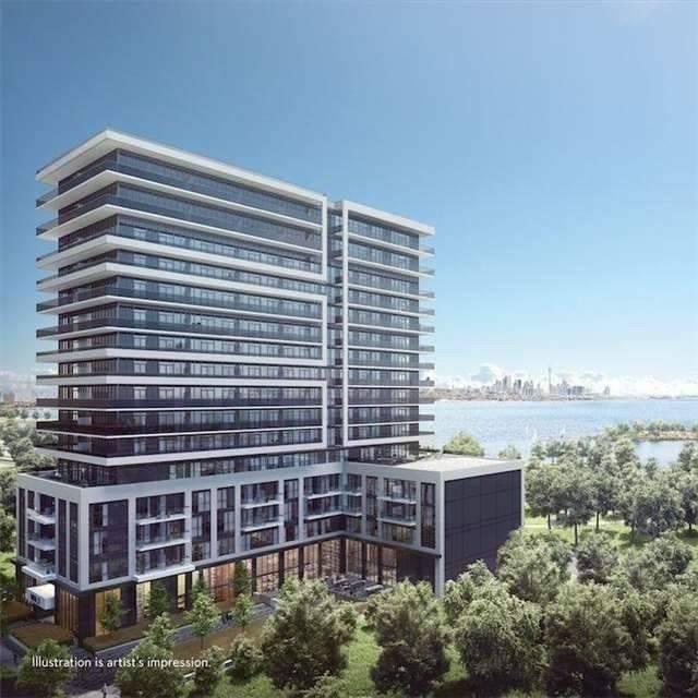 #601 - 2167 Lake Shore Blvd W, Toronto W4575285