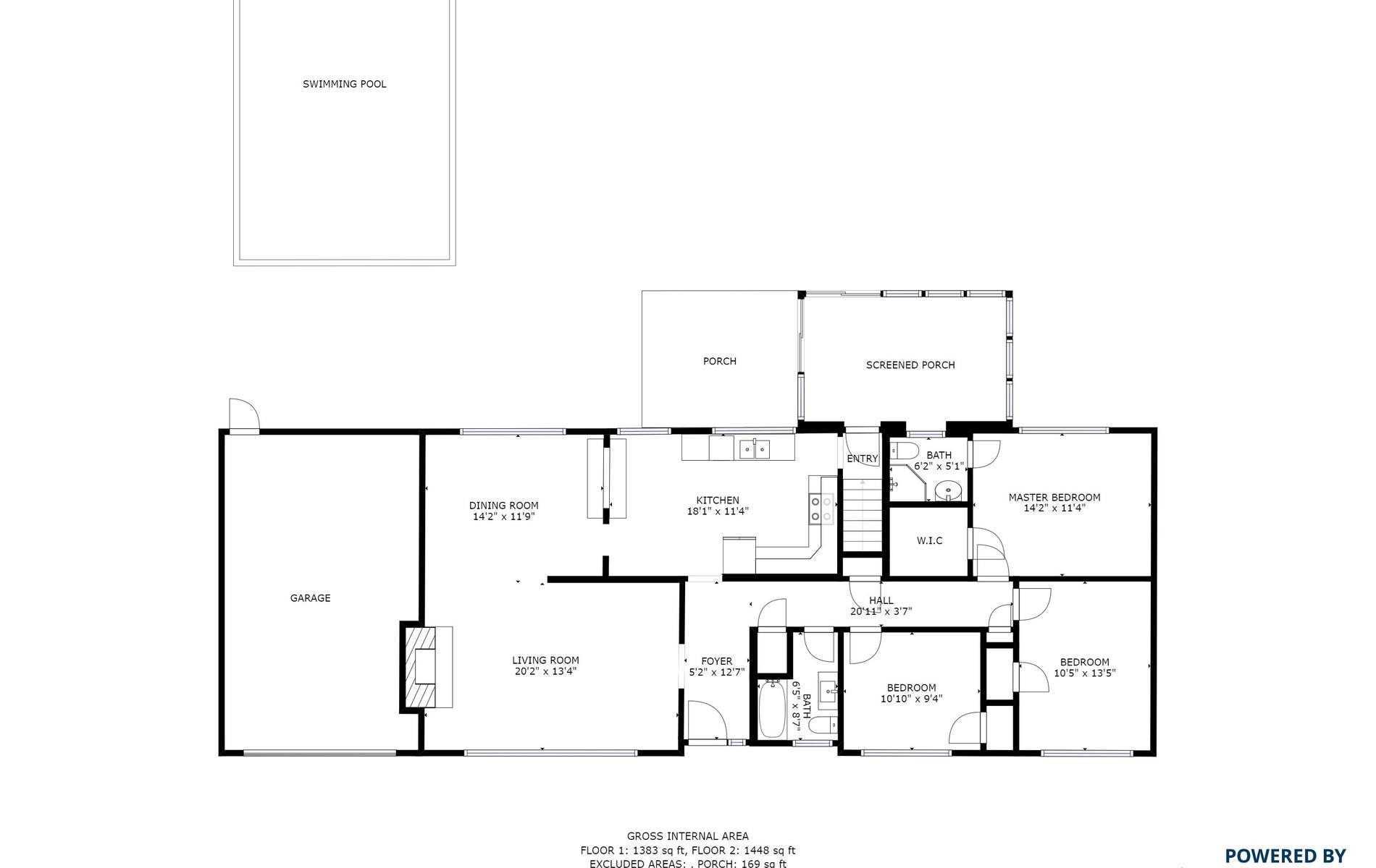 1554 Lochlin Tr, Mississauga W4583111