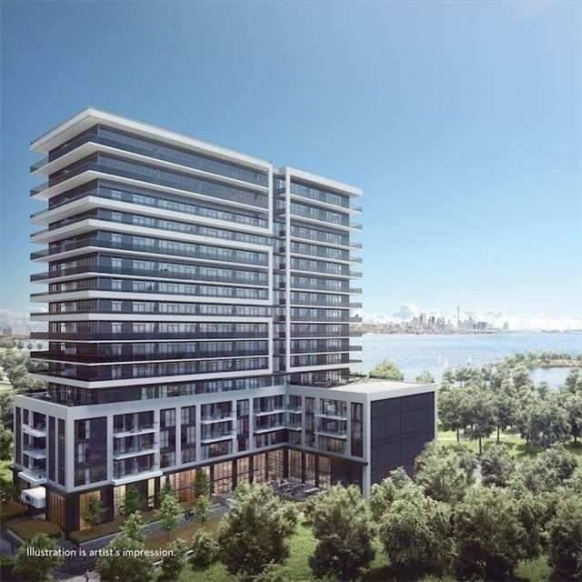#602 - 2167 Lake Shore Blvd W, Toronto W4586515