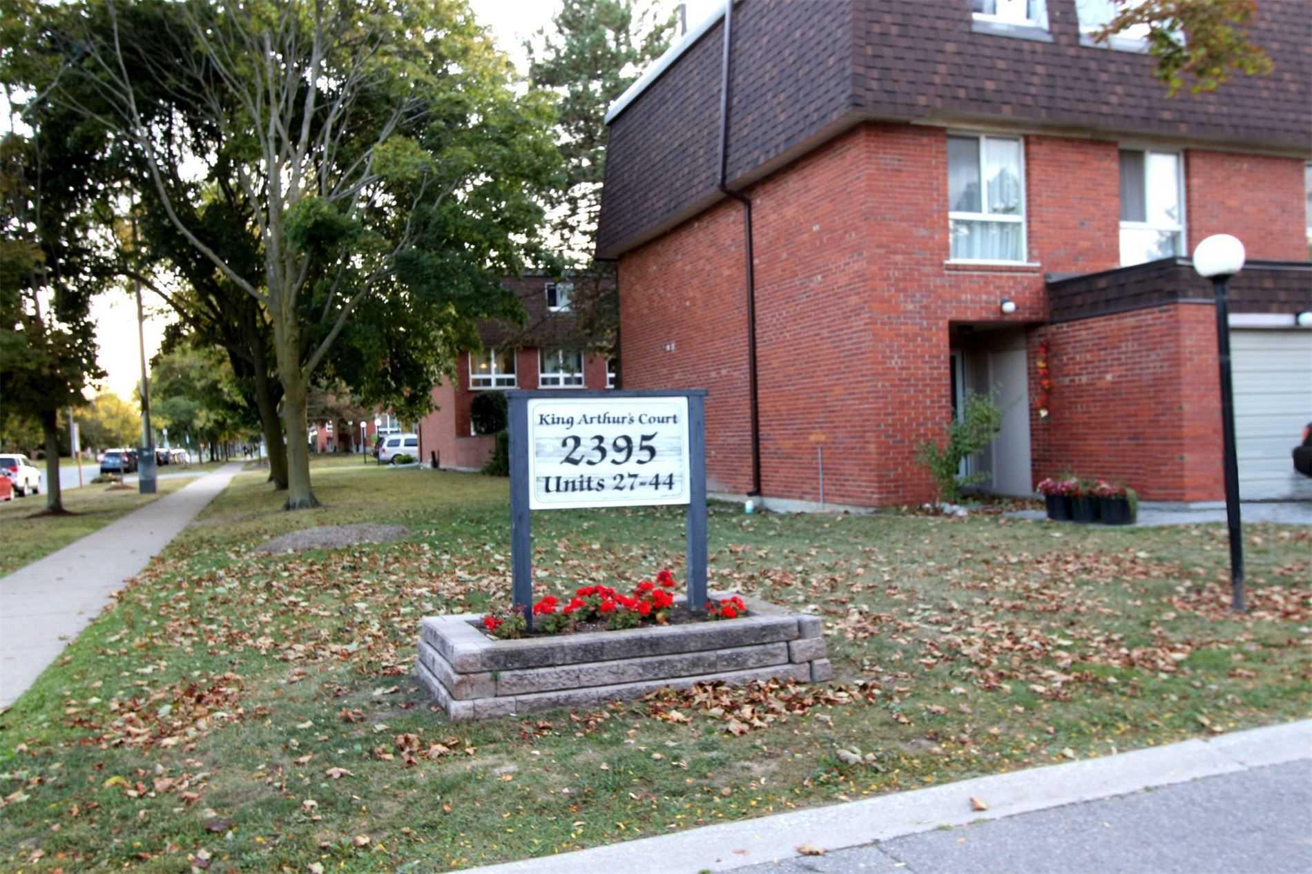 #42 - 2395 Bromsgrove Rd, Mississauga W4587677