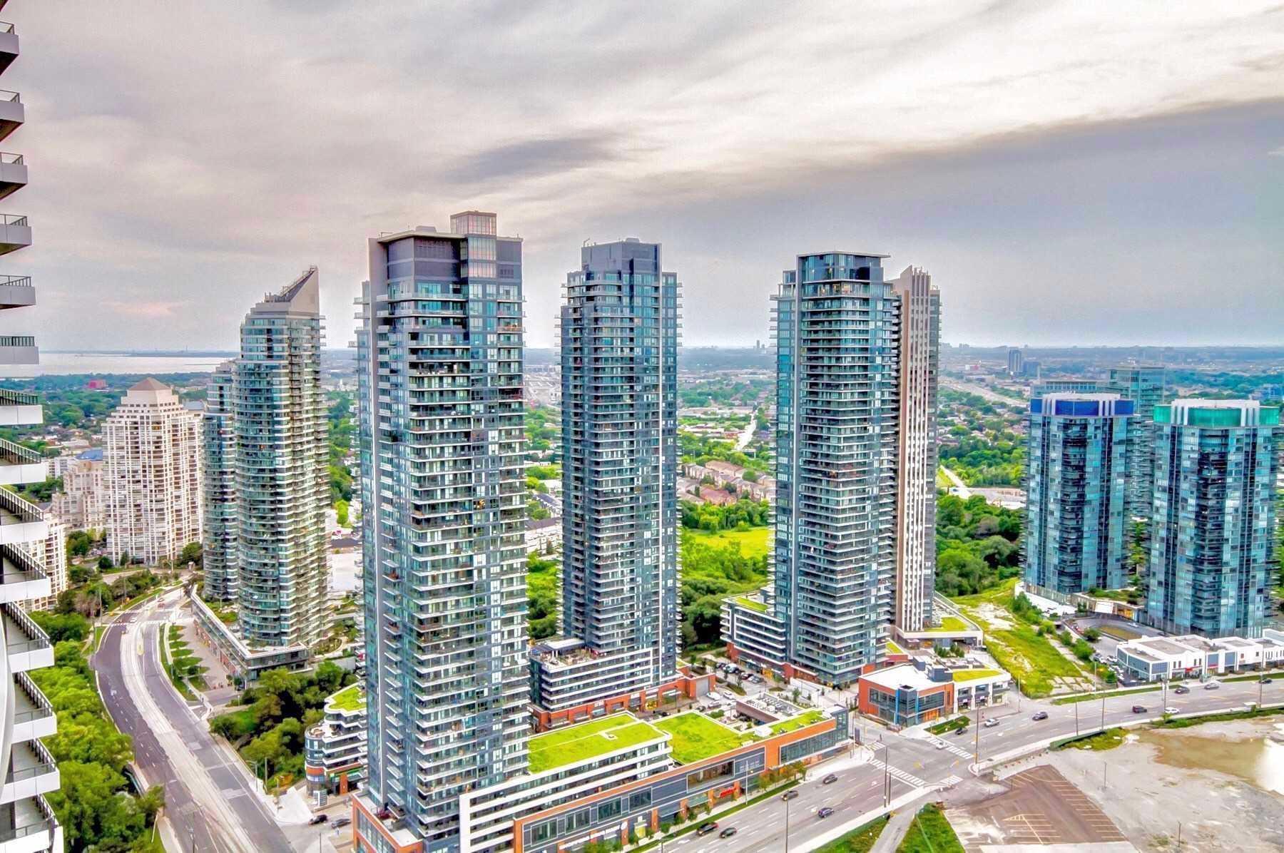 #3803 - 33 Shore Breeze Dr, Toronto W4589473