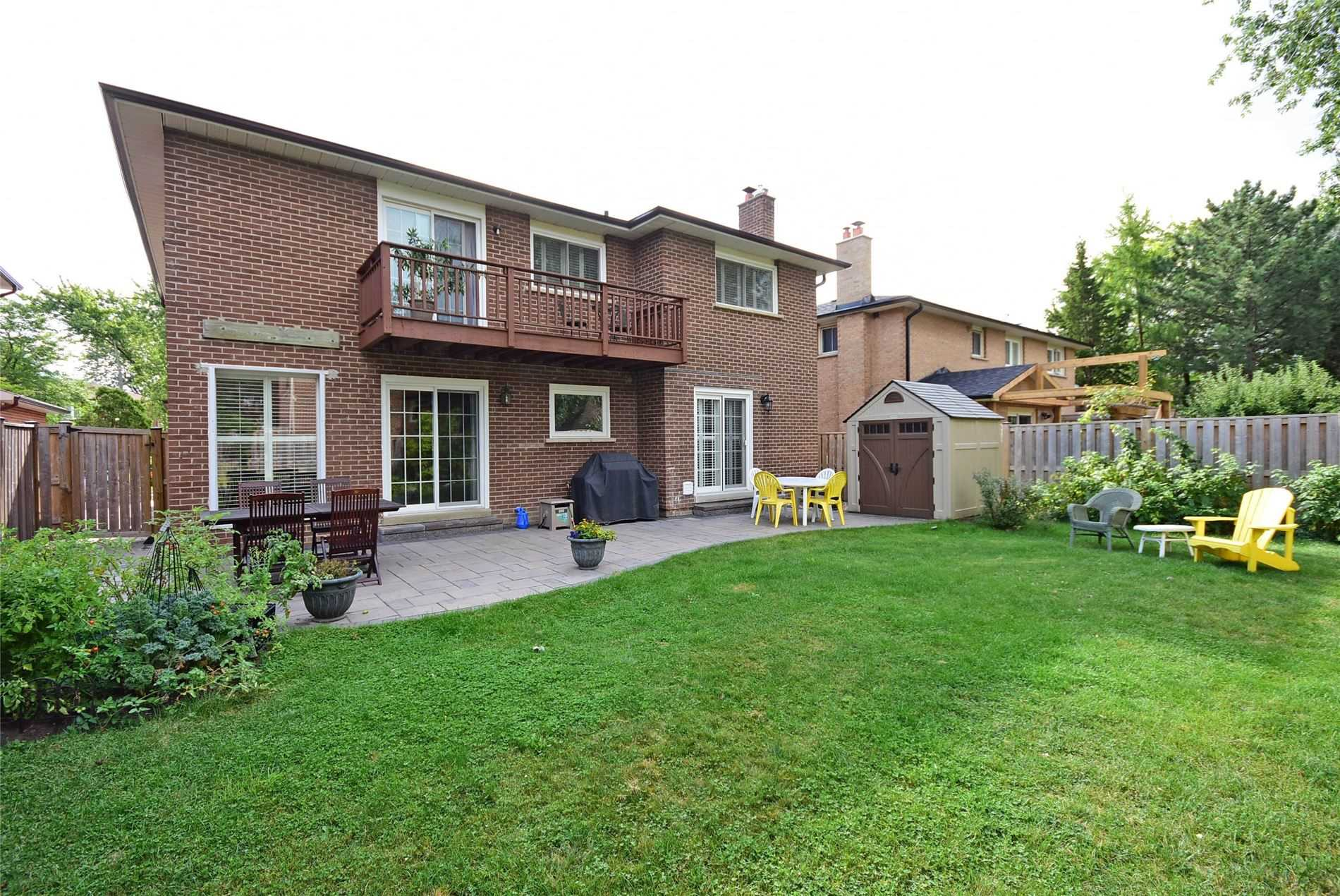 2550 Chisholm Ave, Mississauga W4591330