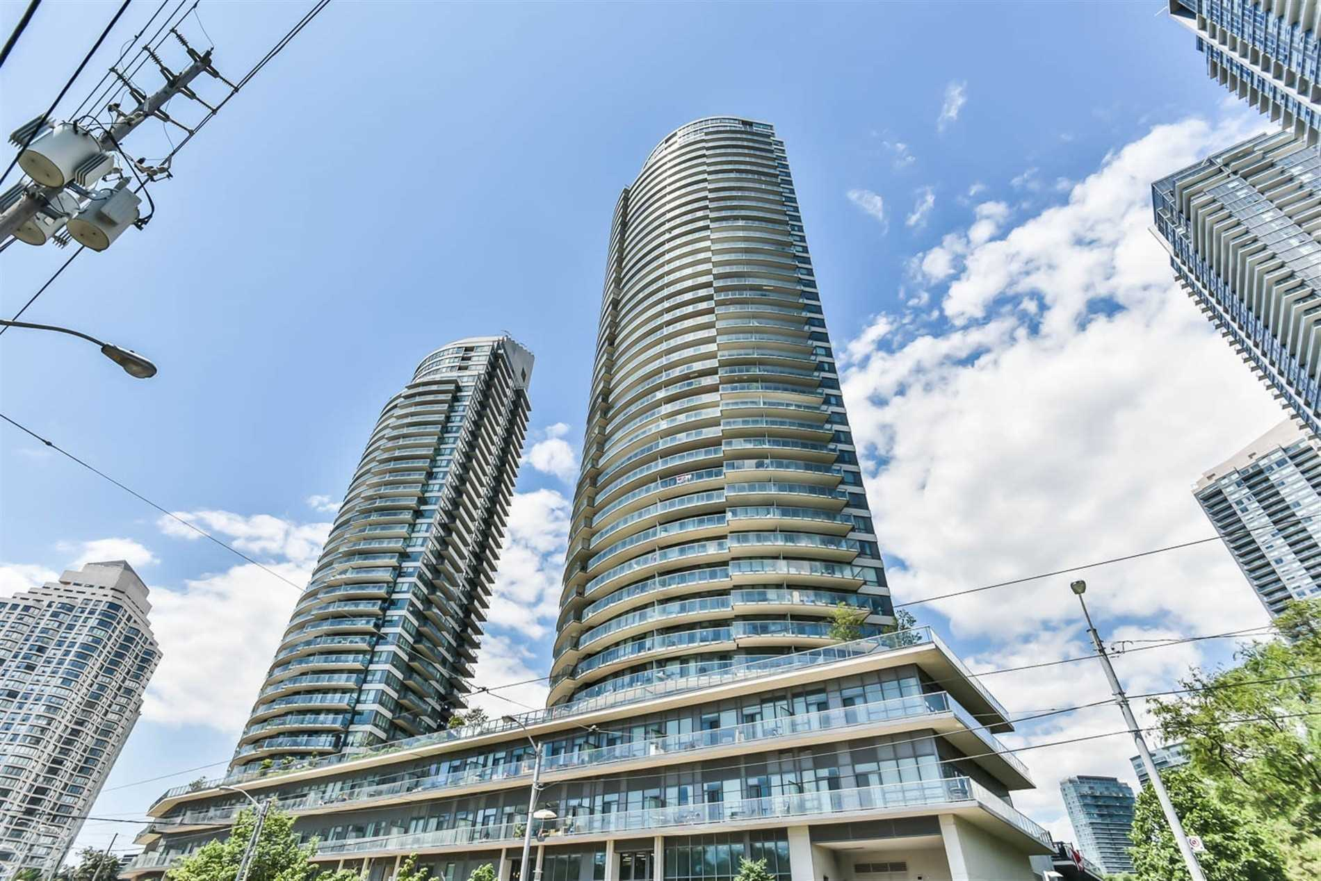 #804 - 2230 Lakeshore Blvd W, Toronto W4602040
