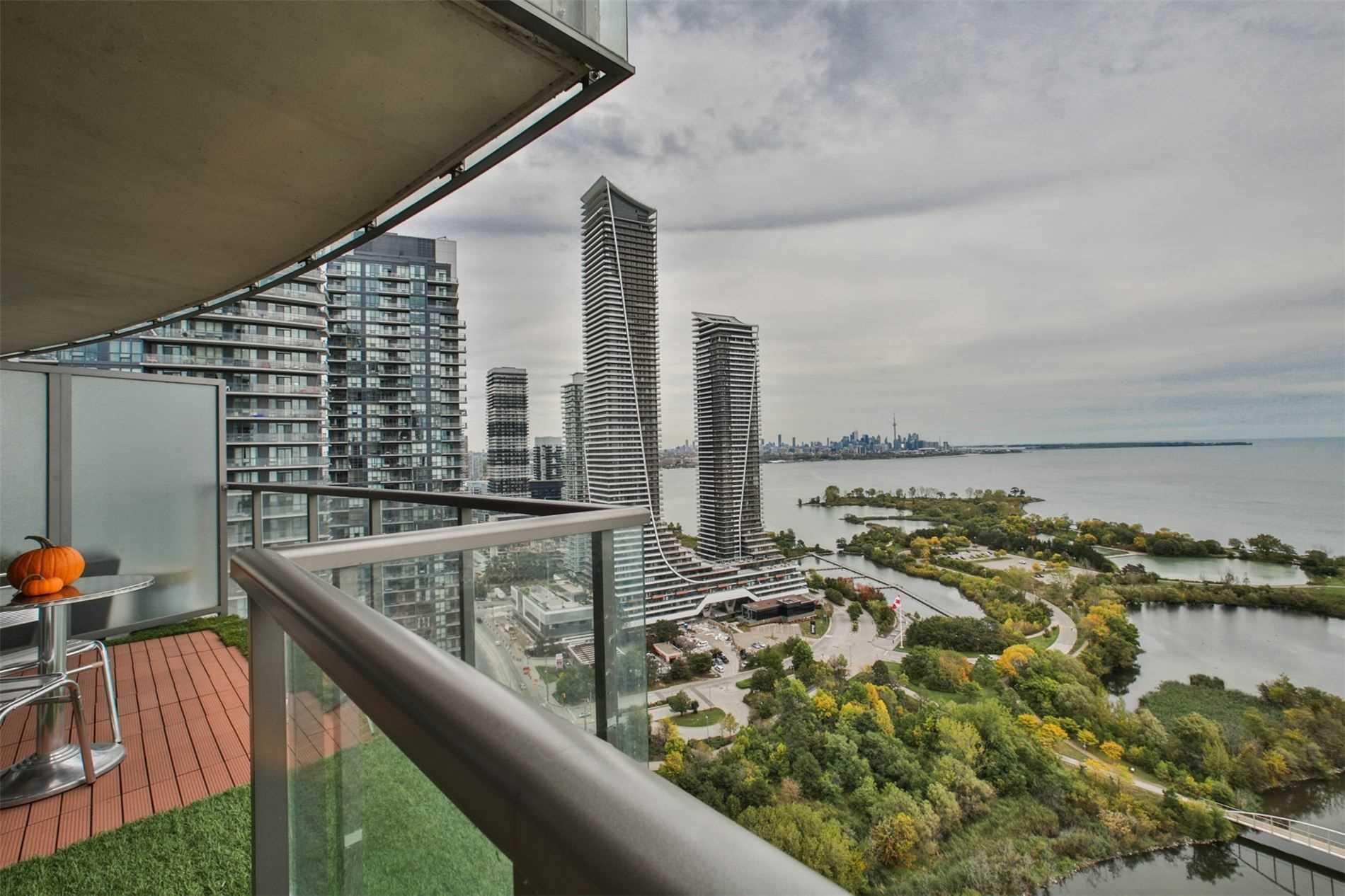#3207 - 2230 Lakeshore Blvd W, Toronto W4602522