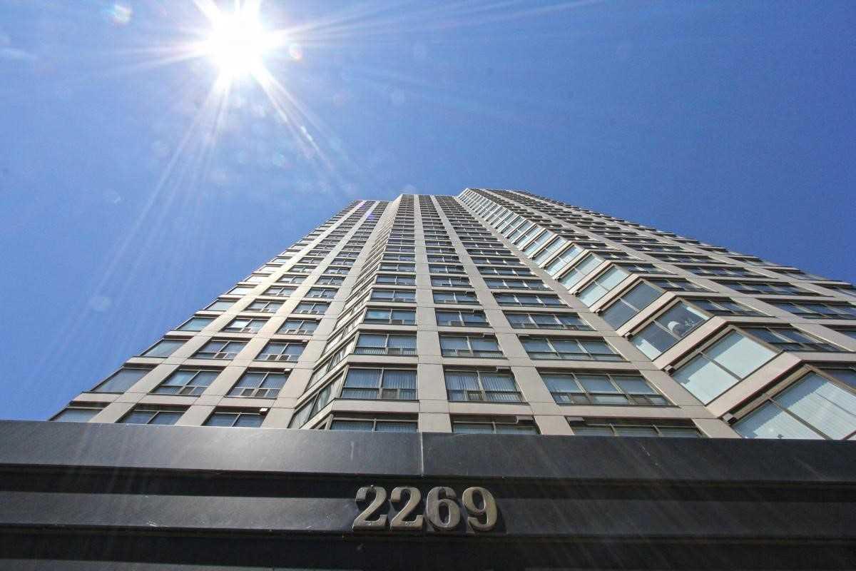 #1707 - 2269 Lake Shore Blvd W, Toronto W4613013