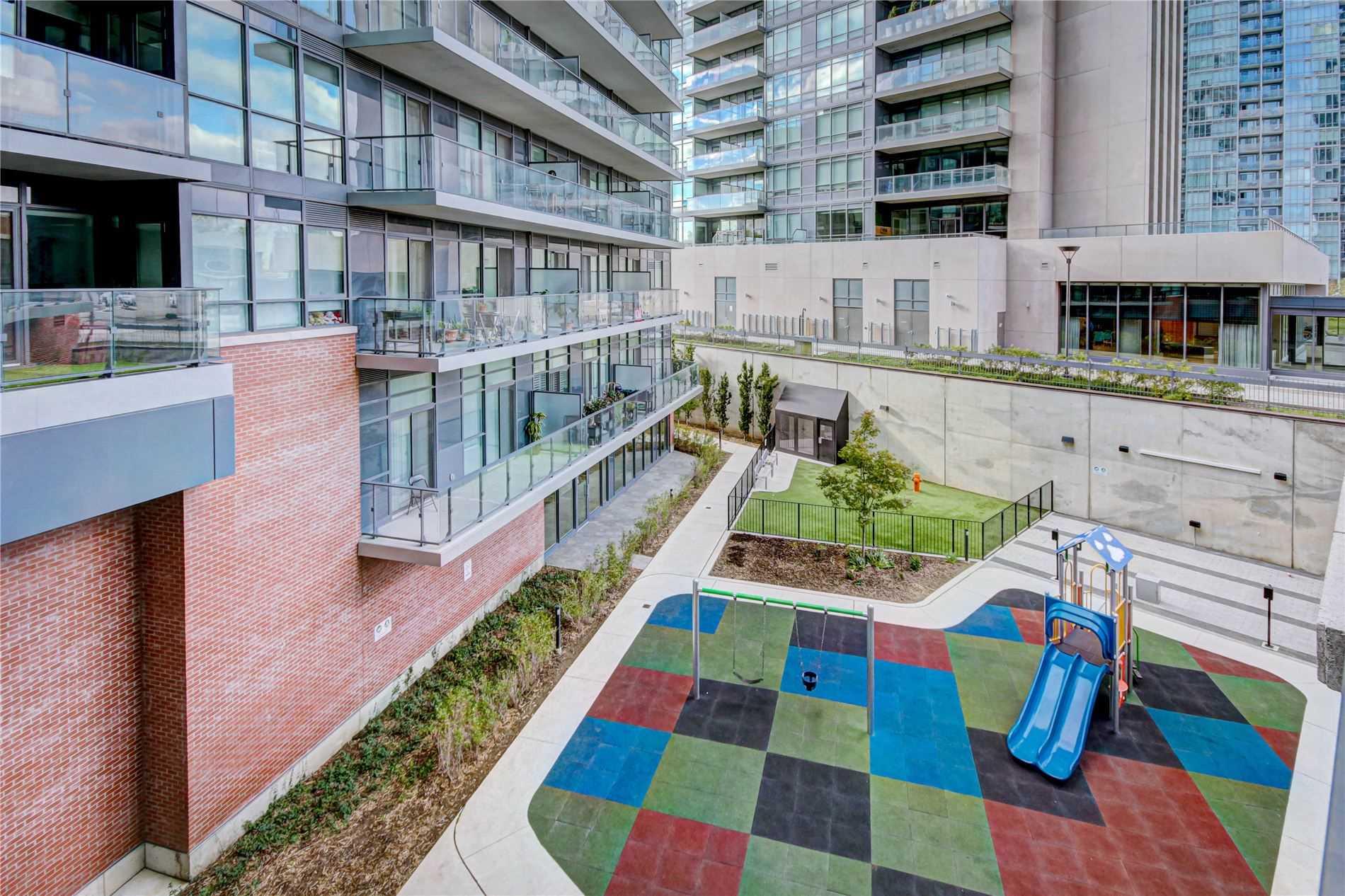 #322 - 10 Park Lawn Rd, Toronto W4617026