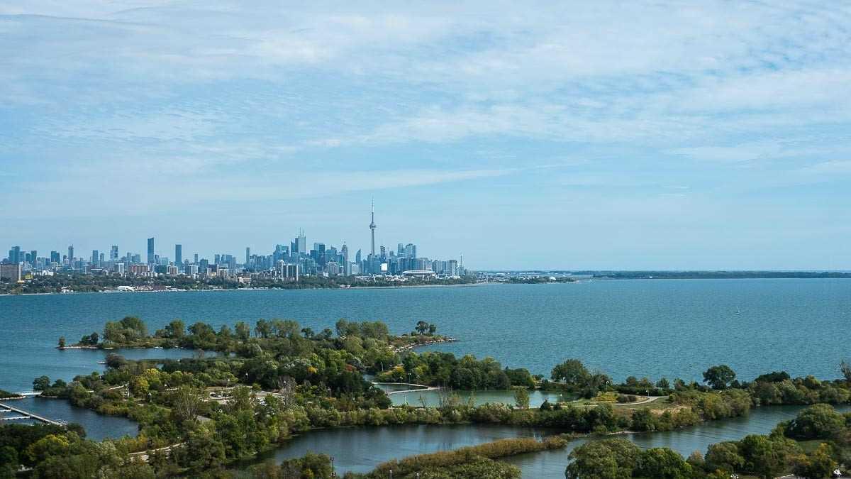 #2804 - 2269 Lake Shore Blvd W, Toronto W4617969
