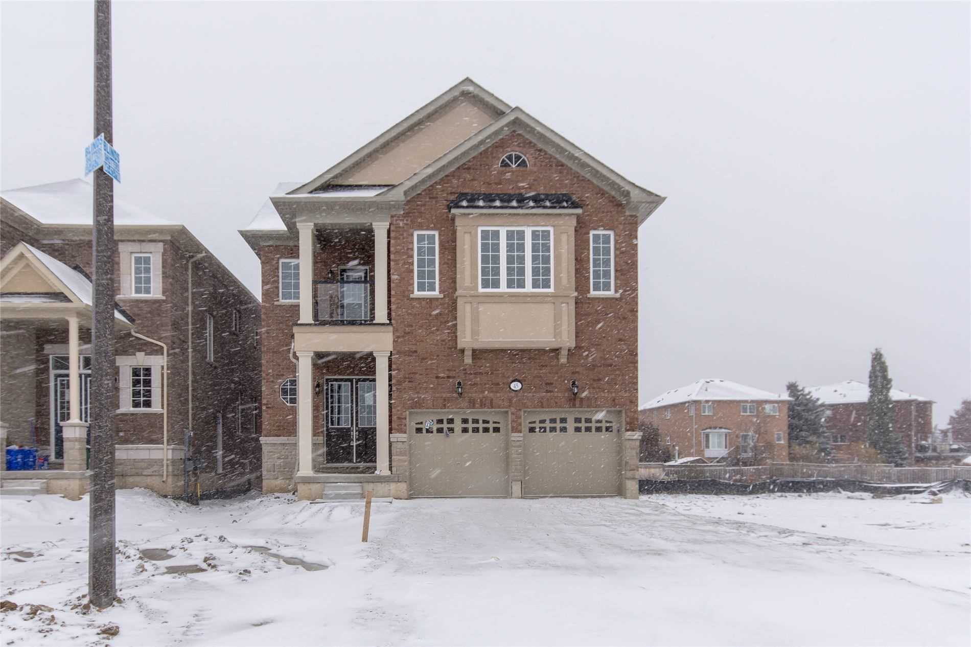 45 Monarch Dr, Halton Hills W4629240