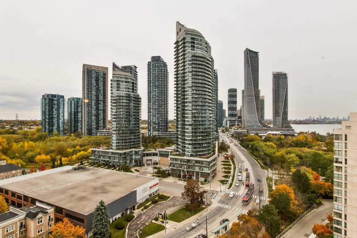 #1707 - 2269 Lake Shore Blvd W, Toronto W4632182