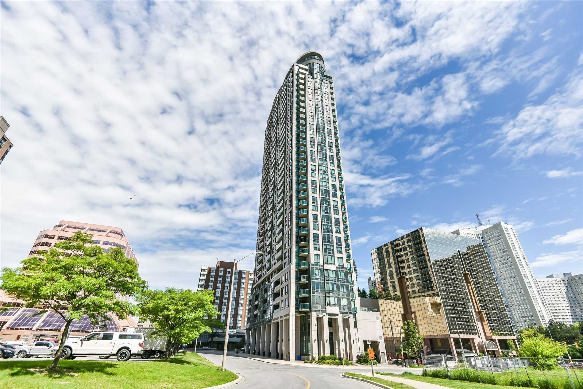 #3001 - 208 Enfield Pl, Mississauga W4635007