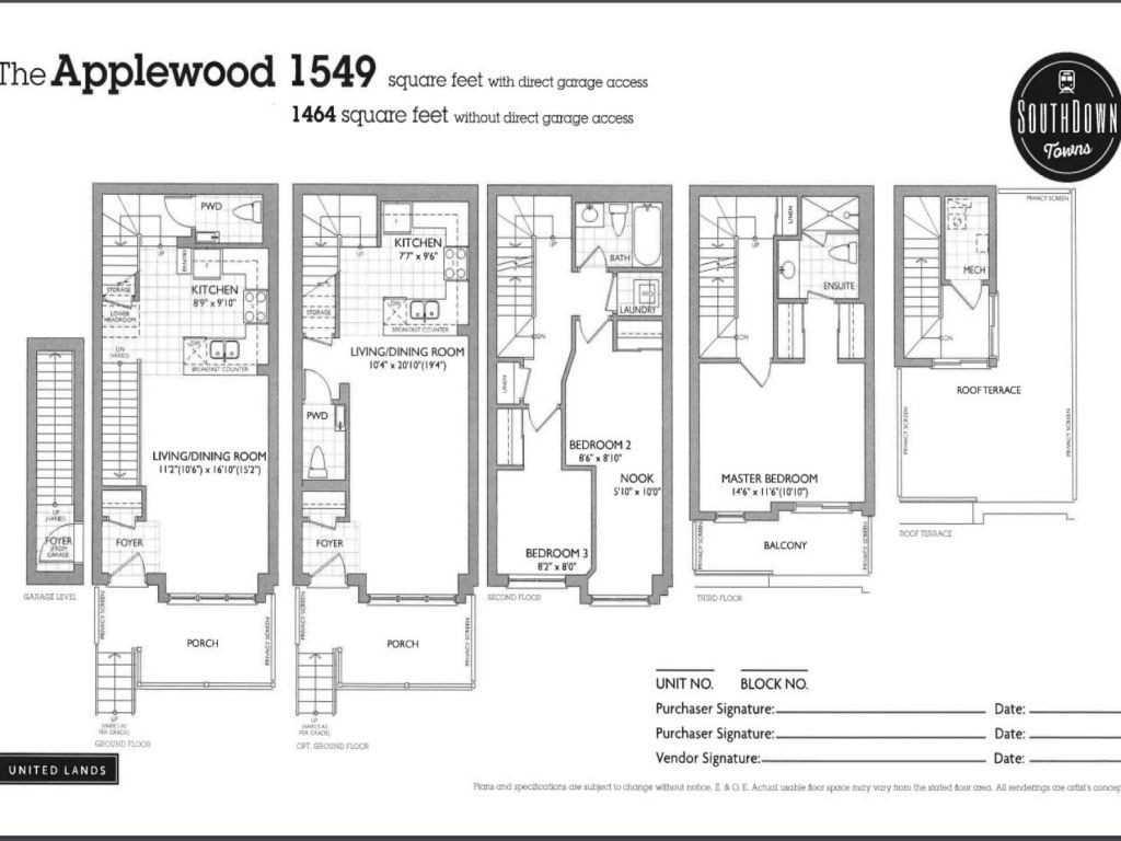 #12 - 2212 Bromsgrove Rd, Mississauga W4644341