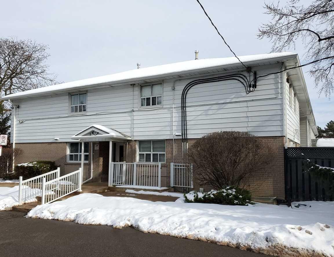 #18 - 160 Carsbrooke Rd, Toronto W4645755