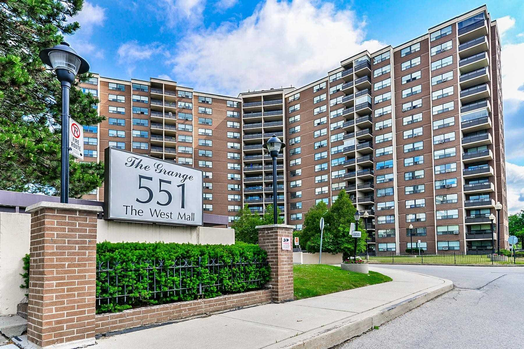 1021 - 551 The West Mall Ave, Toronto, M9C 1G7
