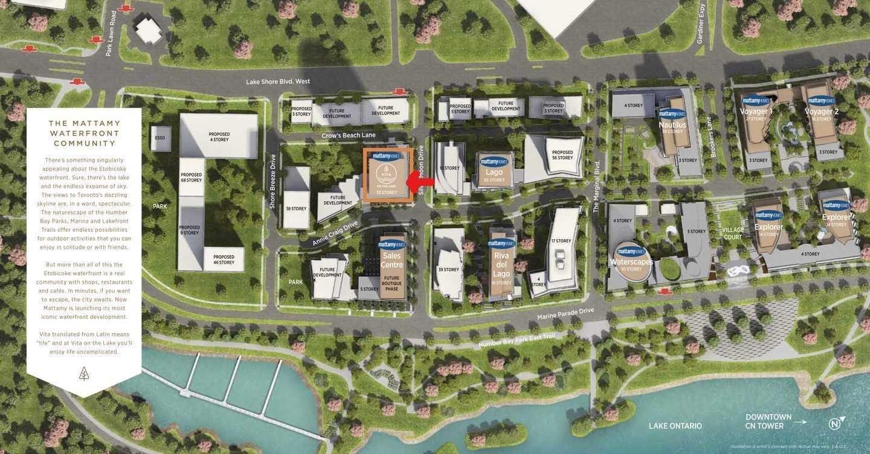 #104 - 2167 Lakeshore Blvd W, Toronto W4652271