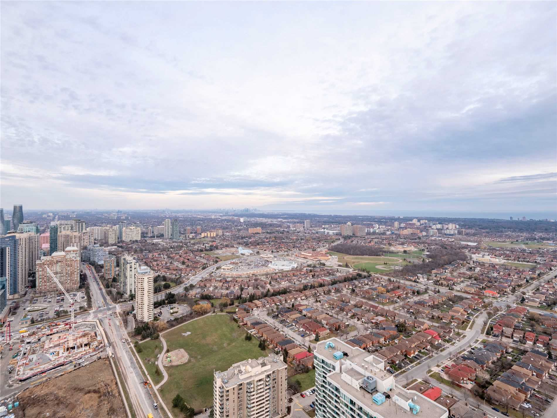 #4806 - 3975 Grand Park Dr, Mississauga W4652962