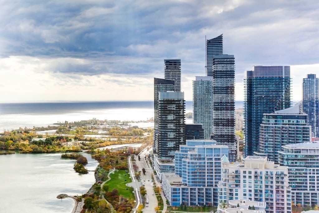 #3703 - 2045 Lake Shore Blvd W, Toronto W4655892