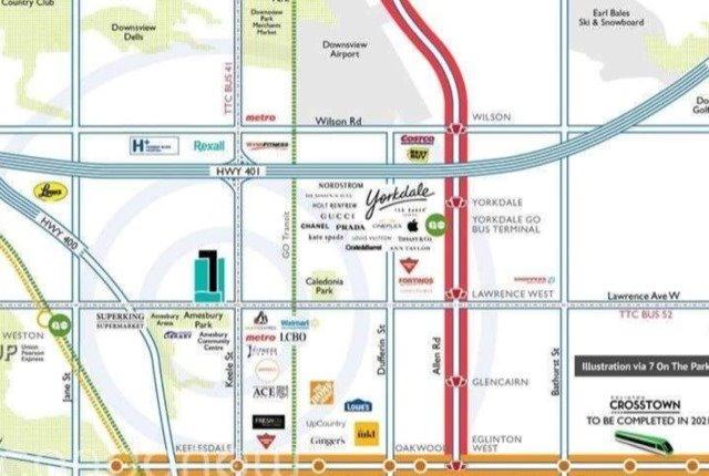 #701 - 1461 Lawrence Ave W, Toronto W4658133