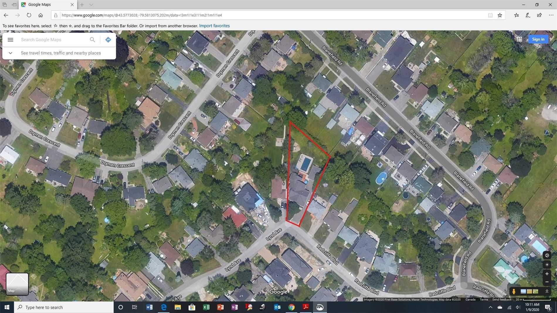 1473 Radcliffe Blvd, Mississauga W4663444