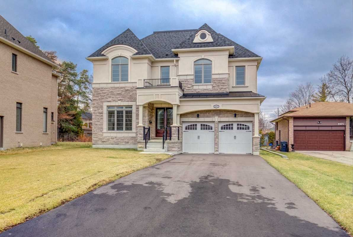 2377 Old Carriage Rd, Mississauga W4665117