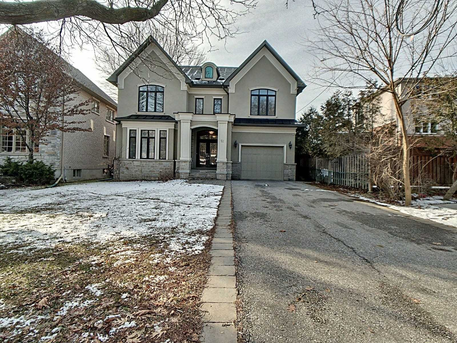 52 Bonnyview Dr, Toronto W4665201