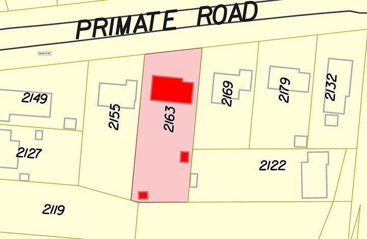 2163 Primate Rd, Mississauga W4666416