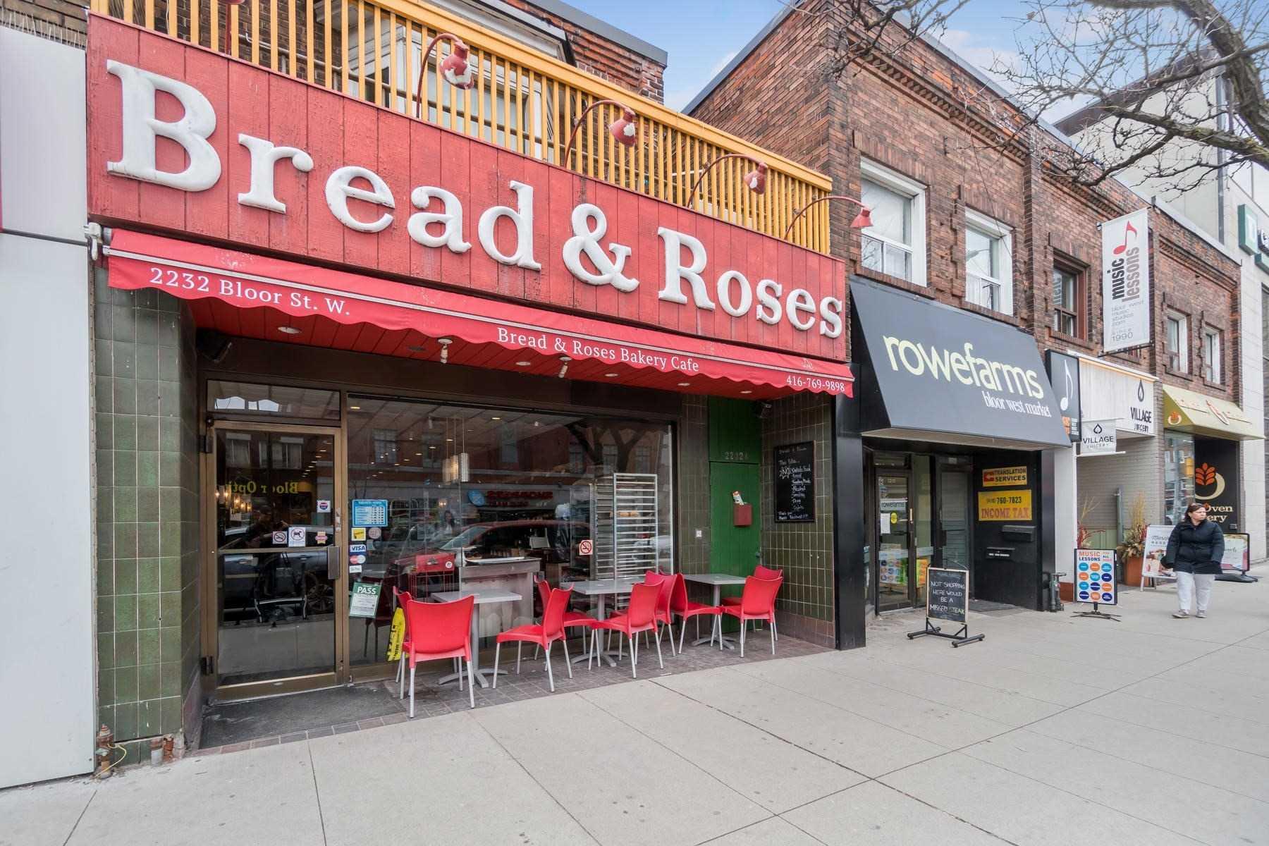 #504 - 2118 Bloor St, Toronto W4677925